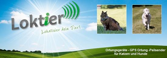 Peilsender für Katzen, GPS für Hunde